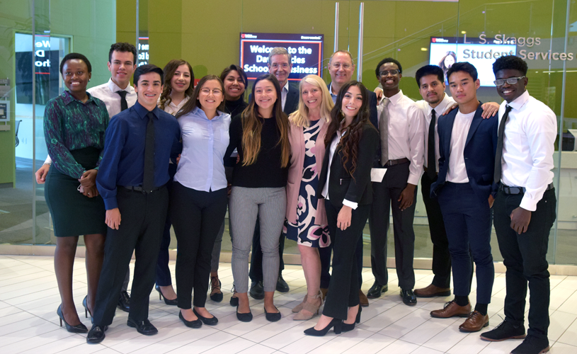 Eccles Beginnings Case Competition Winners