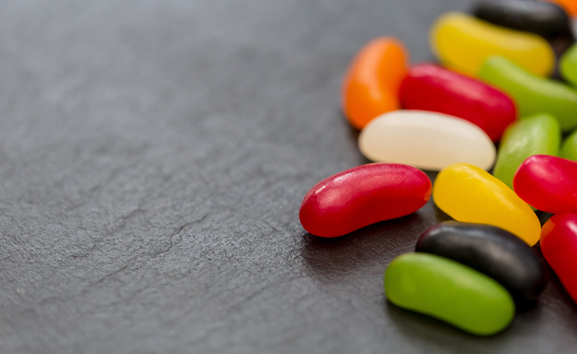 "Have Eccles School researchers Davidson Heath and Matthew Ringgenberg solved the so-called ""green jelly bean problem"" when it comes to a popular experiment?"