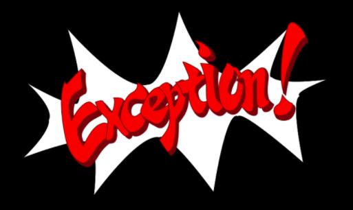 Pegando a Exception na API