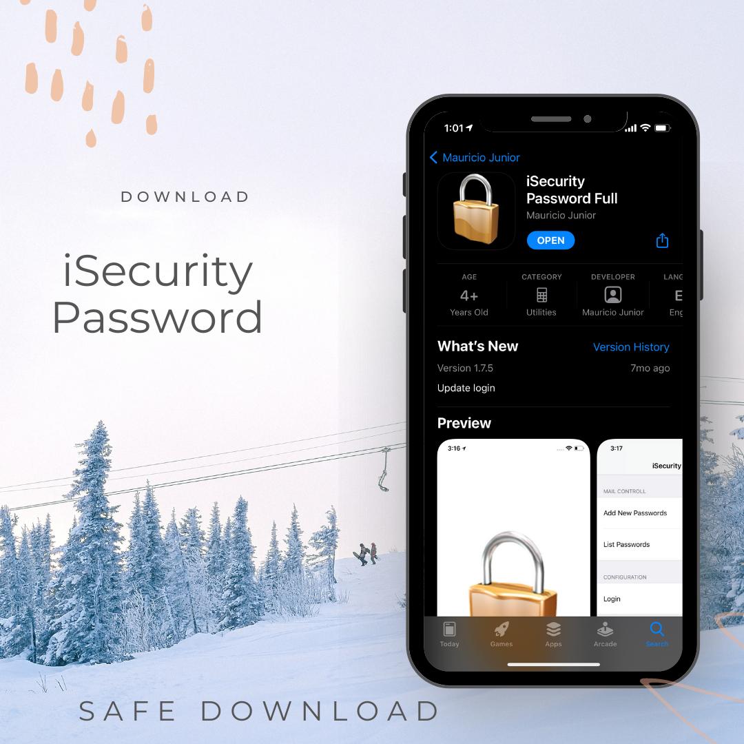 iSecurity Password