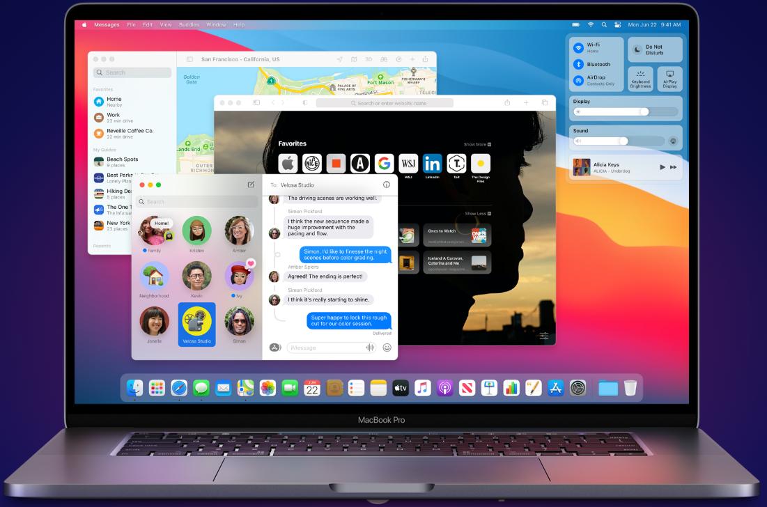 WWDC Apple - Lançamento BigSur
