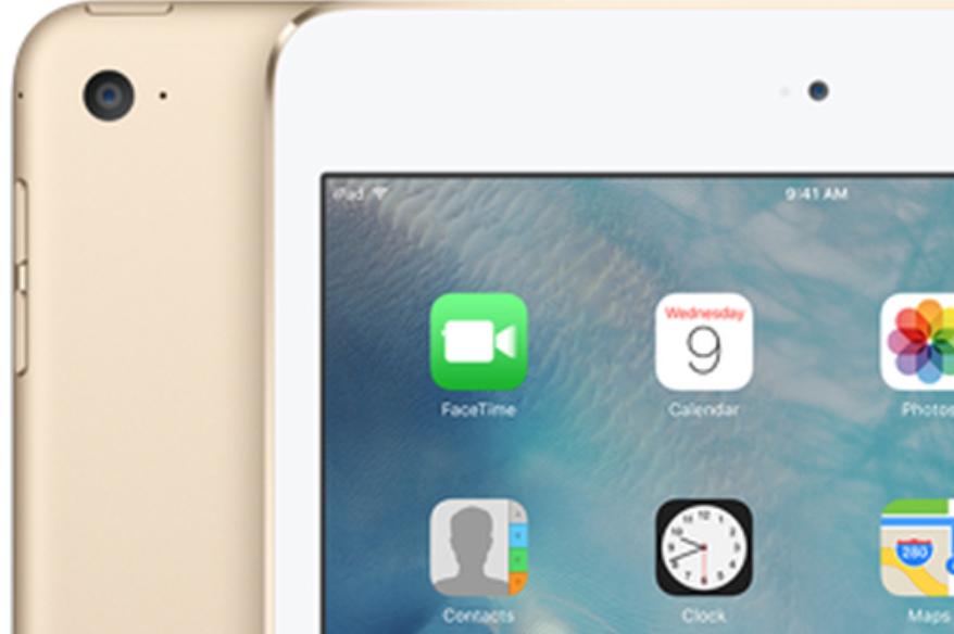 Queda na venda de iPad