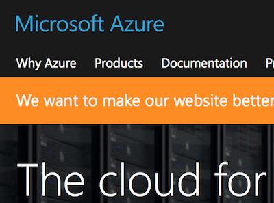 Vinculando Azure e Publicando seu Web Site
