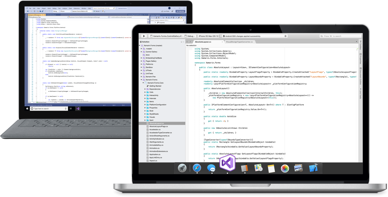 Visual Studio 2019 no macOS