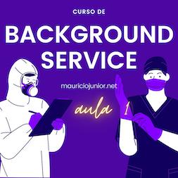 Curso de Serviços em Background
