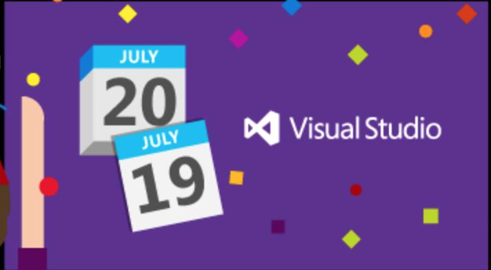 Venha comemorar o lançamento do Visual Studio 2015 RTM!