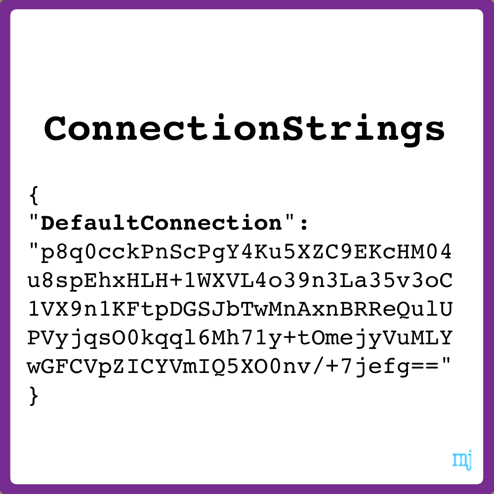 Connection String