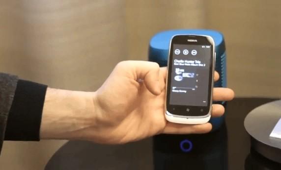 Nokia 610 Windows Phone tem suporte a NFC