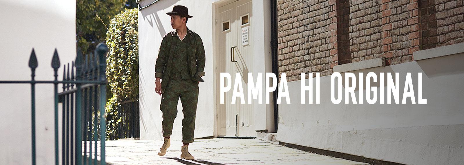 PAMPA HI ORIGINALE