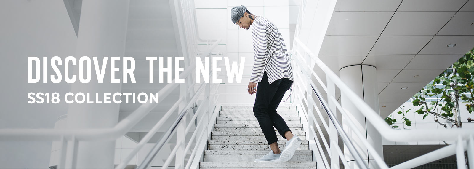 DISCOVER THE NEW COLLECTION