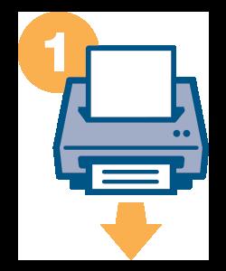 RMA - Step 1: print label