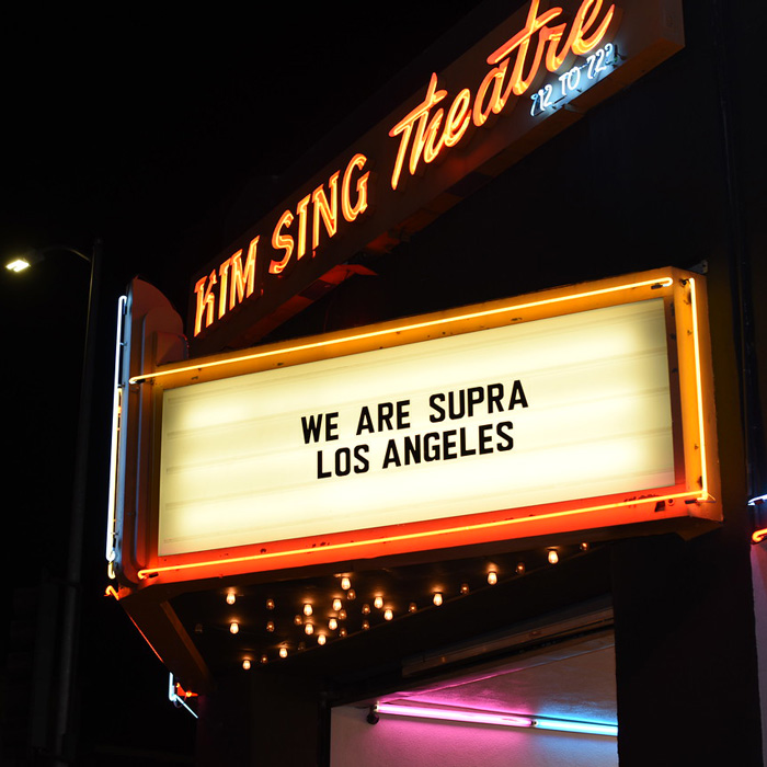 We Are Supra LA Event Recap