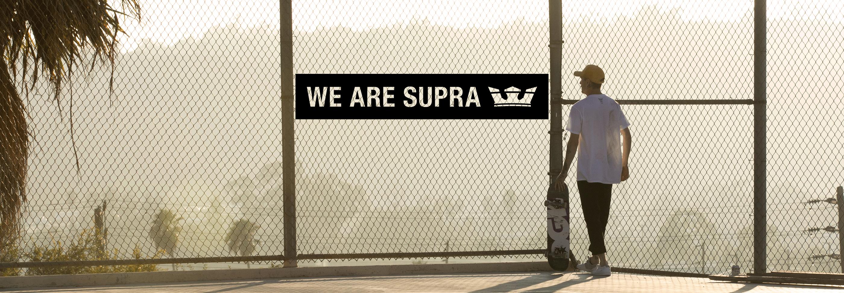 WE ARE SUPRA