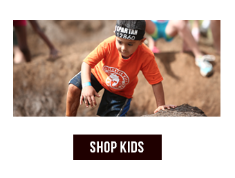 Shop Spartan Race gear for babies, infants, toddlers, boys and girls