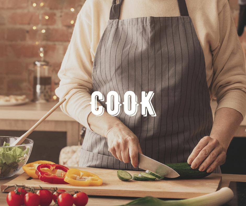 Cook Jobs