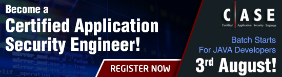 Become a Certified Application Security Engineer