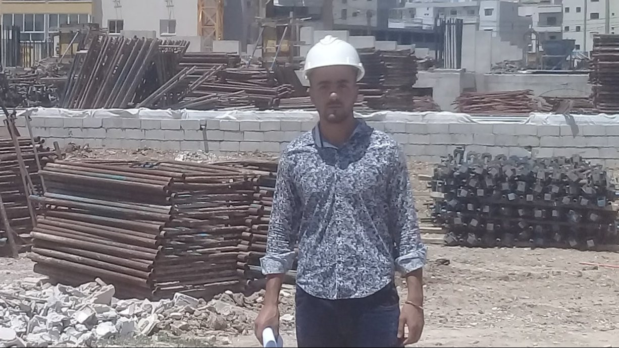 During my activity as engineer in Site