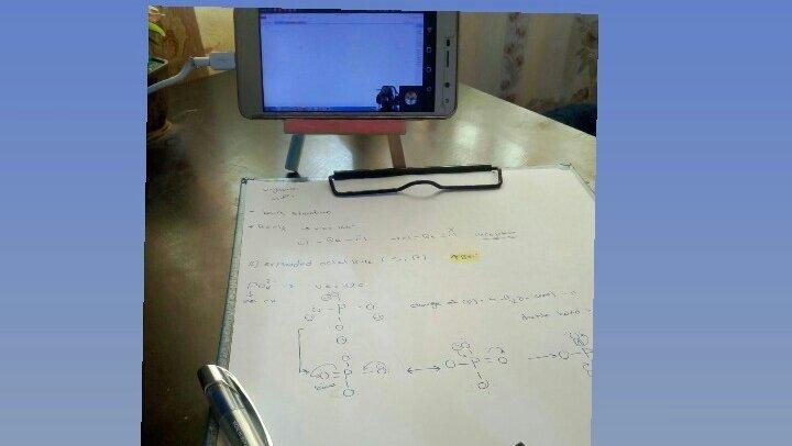 My Study is online ( organic)