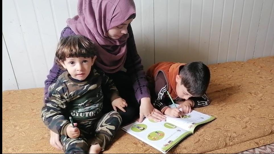 Teaching my children during quarantine