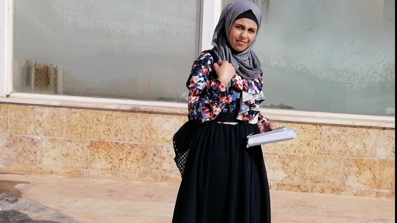 First day of the University for the registration of materials