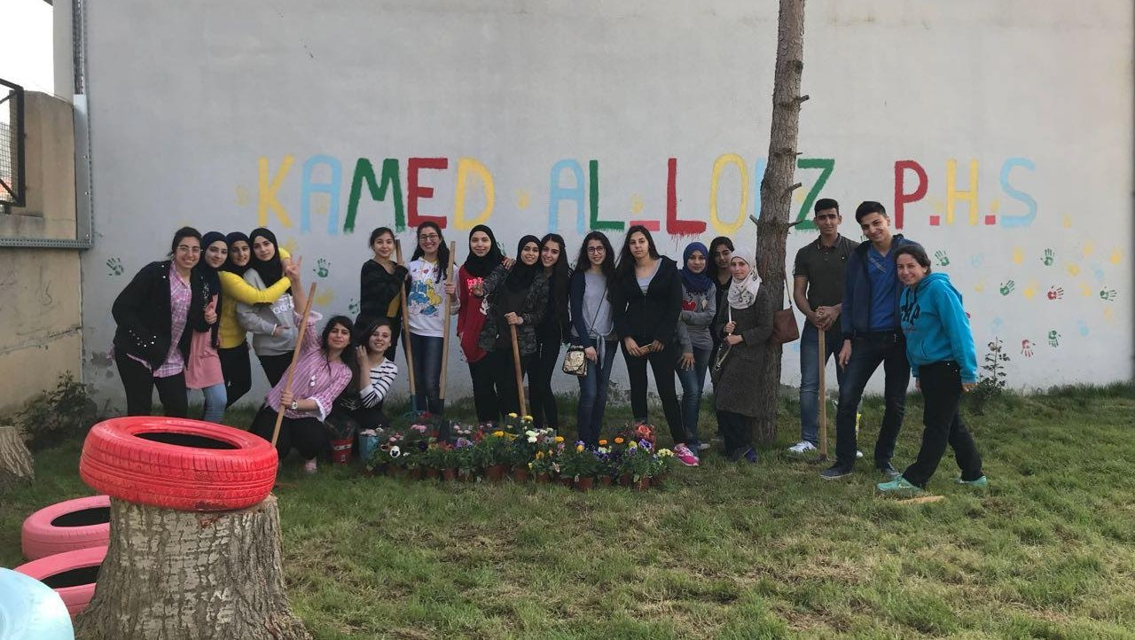 COMMUNITY SERVICE :  GYSD ( global  youth  service days )