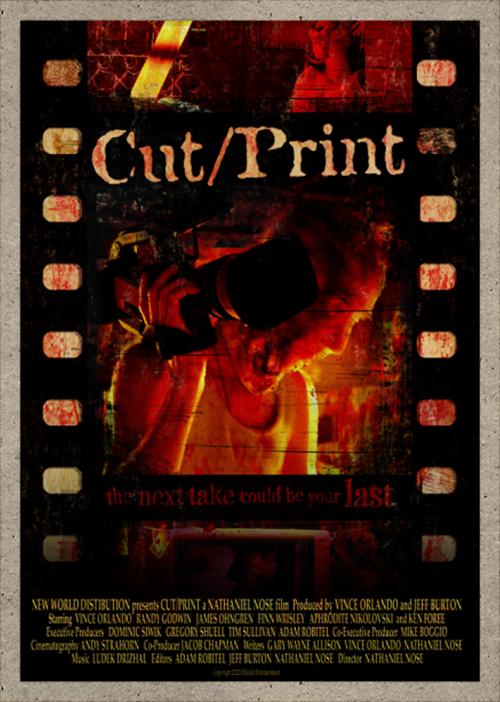 Cut, Print