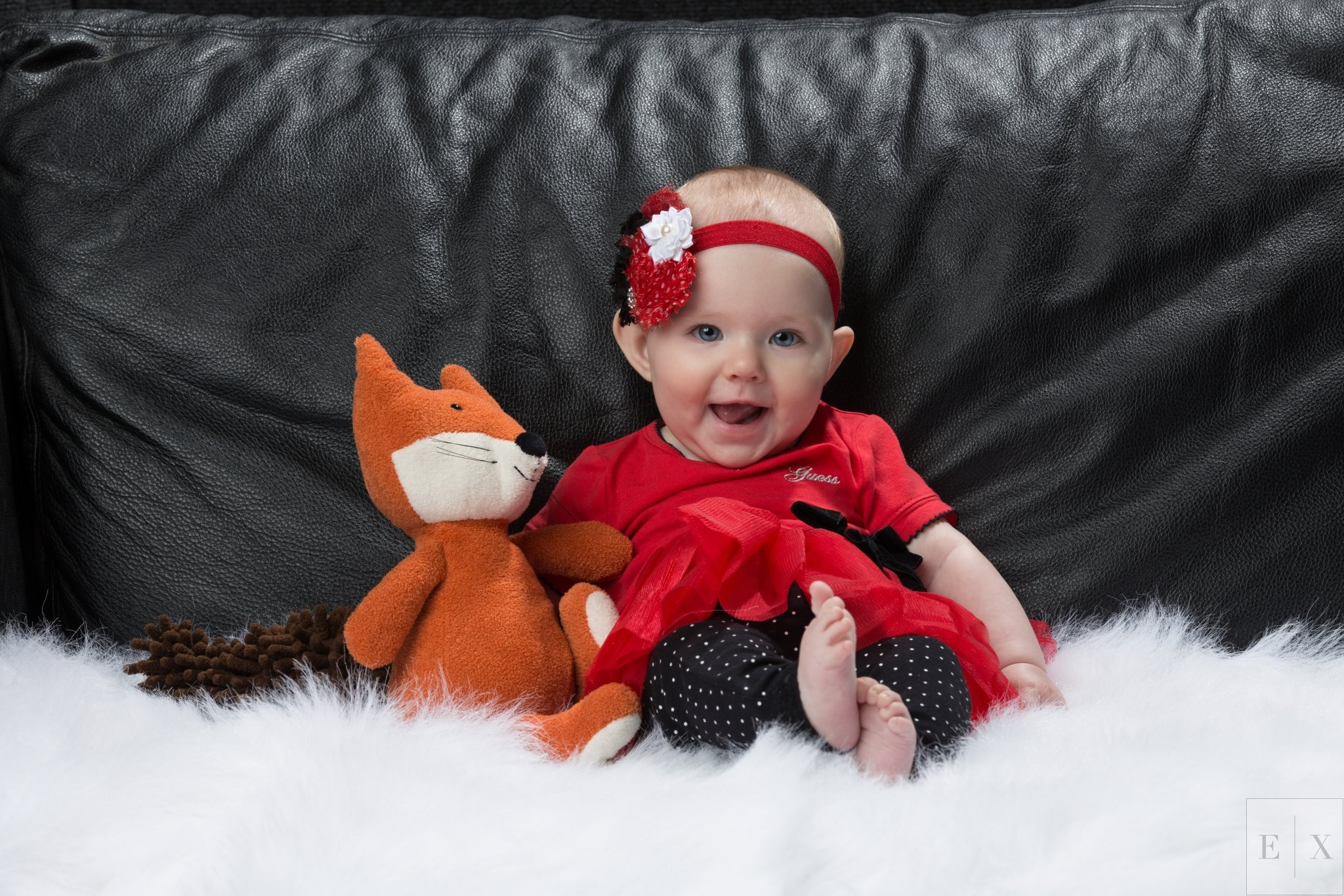 Kali 6 Months | Elegant Exposures Photography