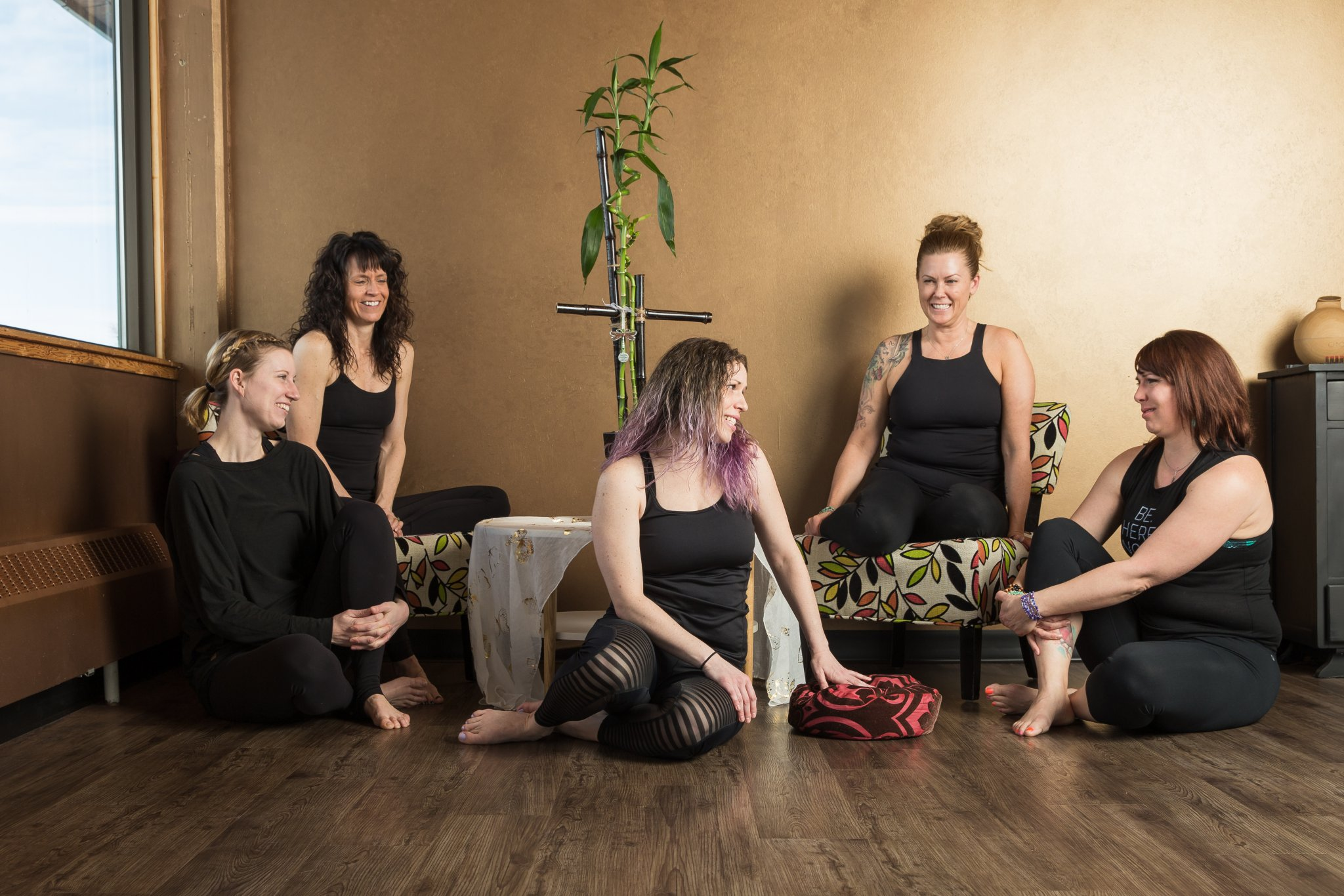 Rebel Yoga | Elegant Exposures Photography
