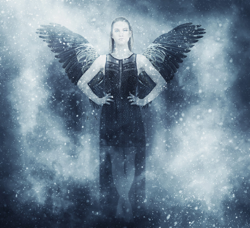 Winter Angels | Elegant Exposures Photography