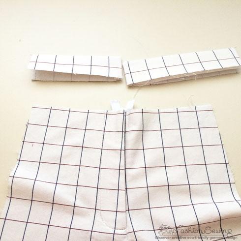Repurposing-mens-shirts-into-womens-pants---construction-2