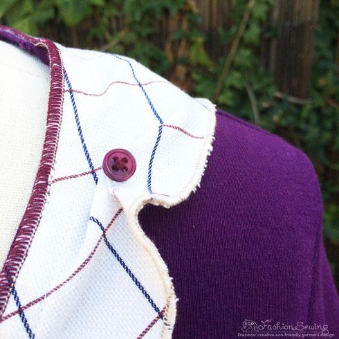 Repurposing-mens-shirts-into-womens-pants---details-2