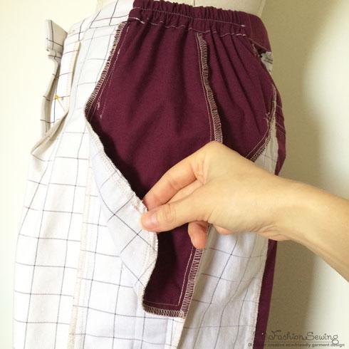 Repurposing-mens-shirts-into-womens-pants---seams-1