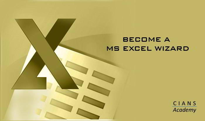 MS Excel Tutorial, Learn Ms Excel online