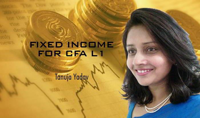 Fixed Income for CFA L1