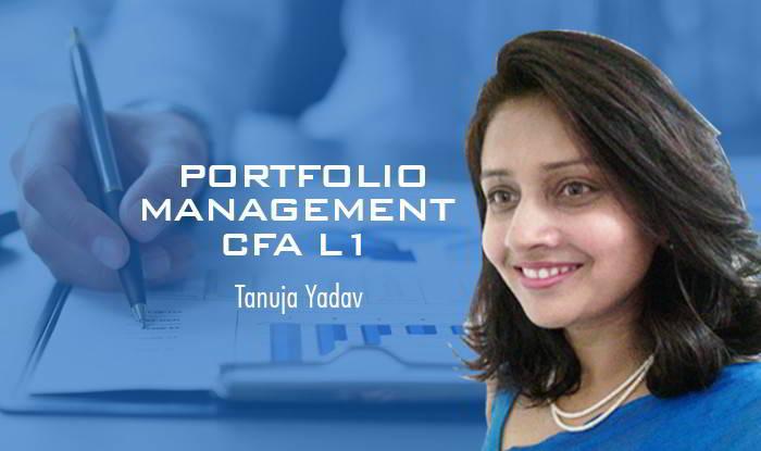 Portfolio Management CFA L1