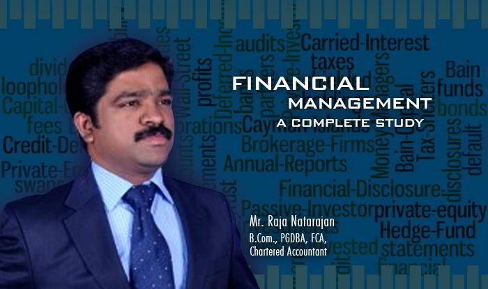 Financial Management - A Complete Study