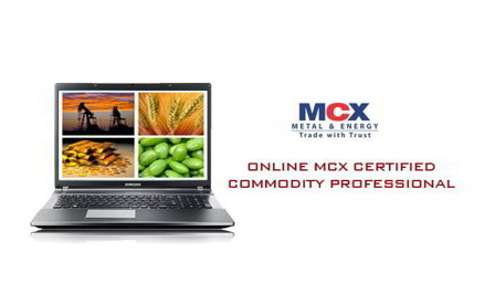 Online MCX Certified Commodity Professional, EMCCP, MCCP