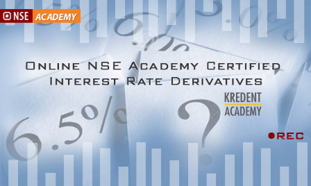NSE Academy Certified Interest Rate Derivatives
