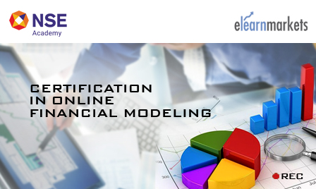 nse academy certified equity valuation & financial modeling