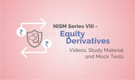 NISM Series VIII - Equity Derivatives