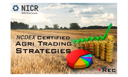 NCDEX Certified Agri Trading Strategies