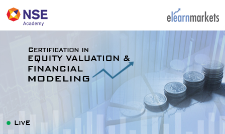 Certification in Online Equity Valuation and Financial Modeling