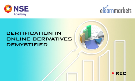 Certification in Online Derivatives Demystified