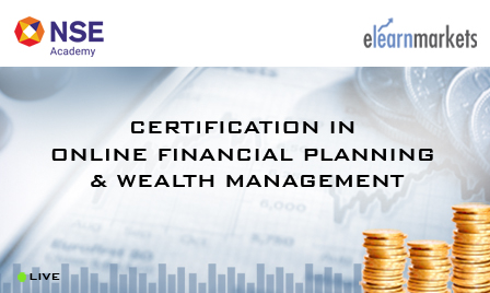 Certification in Online Financial Planning & Wealth Management