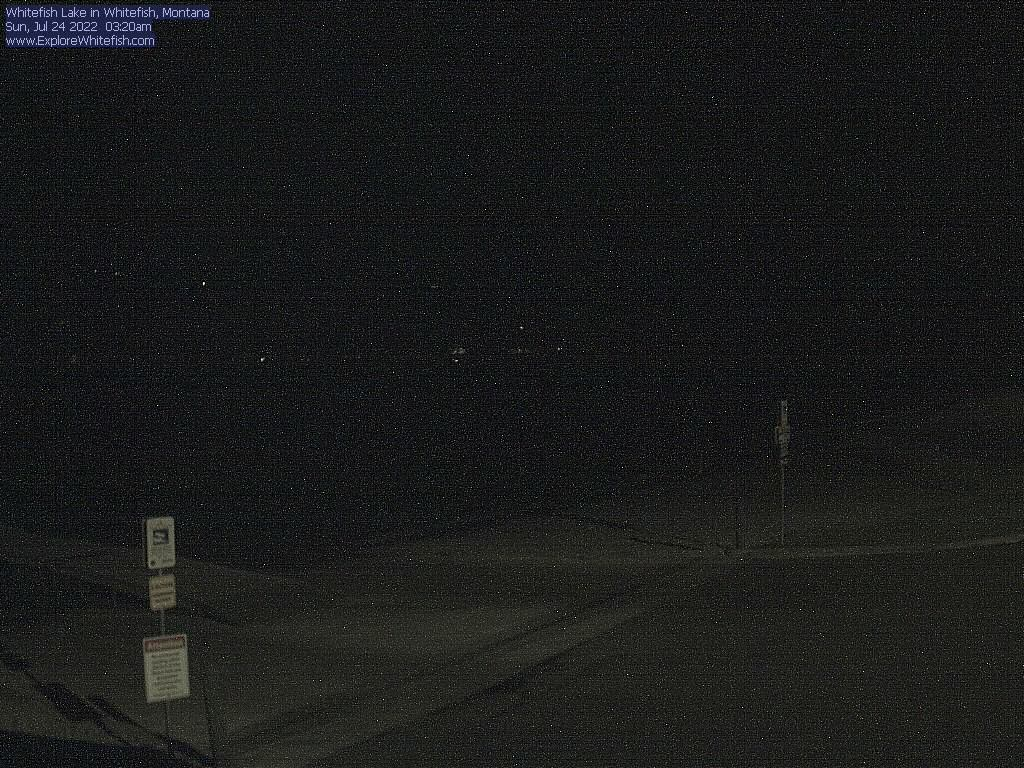 Whitefish Lake Cam - located at City Beach in Whitefish, MT. *This cam not maintained by WMR.