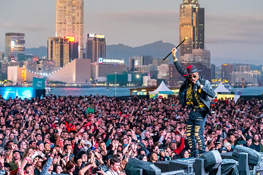 🎪 Clockenflap 2018: A Quick Preview ⚡️