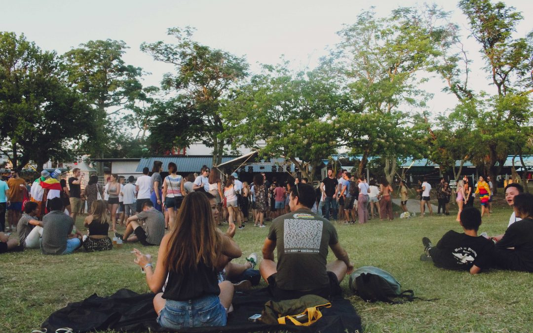 🌿 Shi Fu Miz Music Festival – As simple as it sounds ✋🏻✌🏻✊🏻