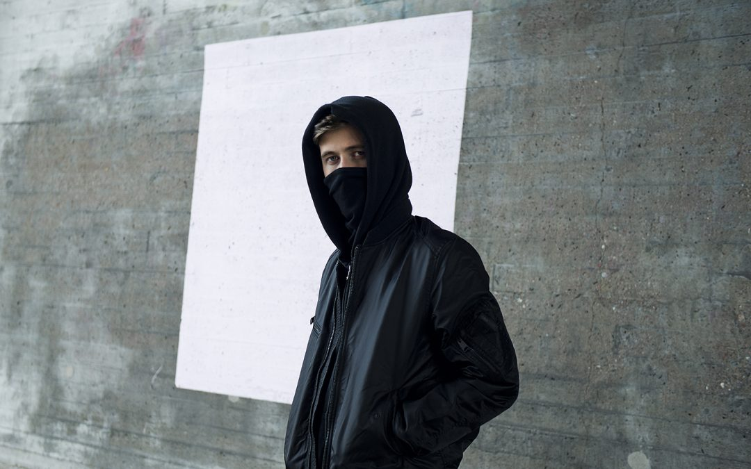 "Alan Walker on ""Rave Now"", China'S EDM Talent Show"
