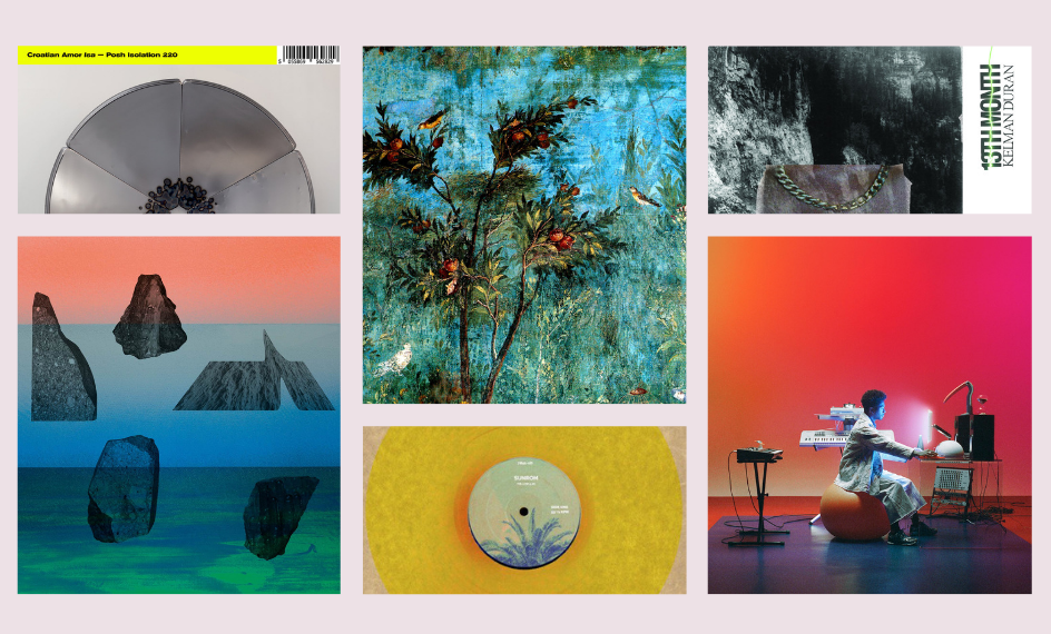 Monthly New Music Roundup #01 [January 2019]