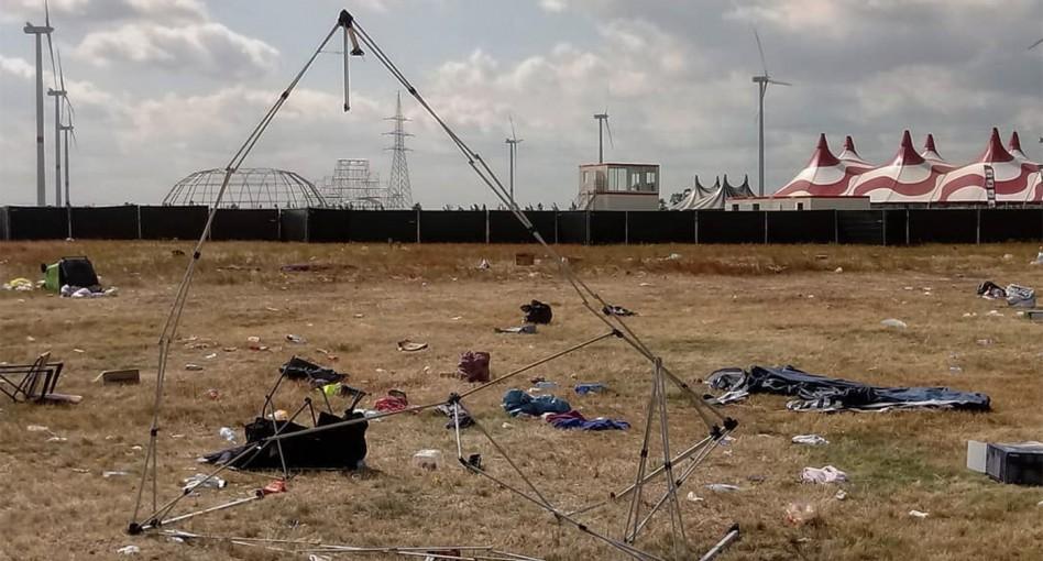 Fyre Festival 2.0: What happened at Belgium's VestiVille?